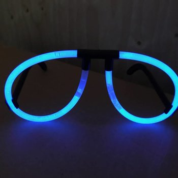 Glow Glasses Connectors Black