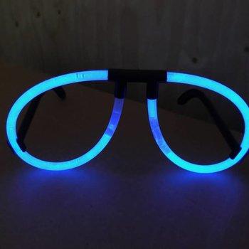 GlowFactory Glowbril montuur / Zwart