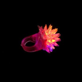 GlowFactory Ring met licht - Spike