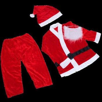 GlowFactory Weihnachtsmann Kostüm