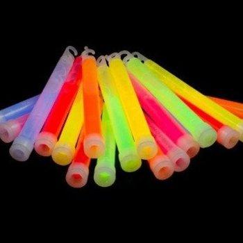 GlowFactory Glow Stick 6 inch Mixed Colours