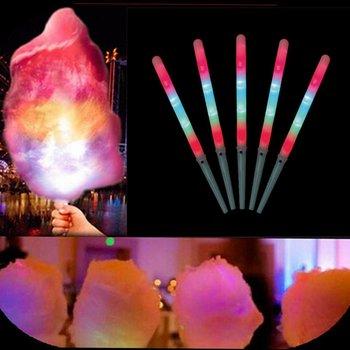GlowFactory Suikerspin met licht