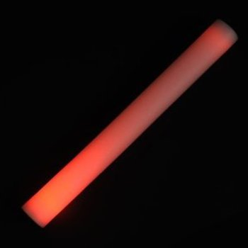 GlowFactory LED Foam Sticks Orange / Glow Foam Sticks Orange