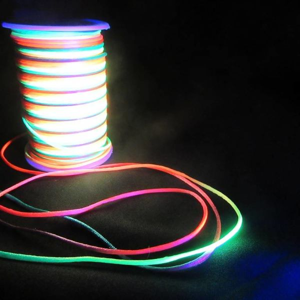 GlowFactory Schwarzlicht StringArt mehrfarbig