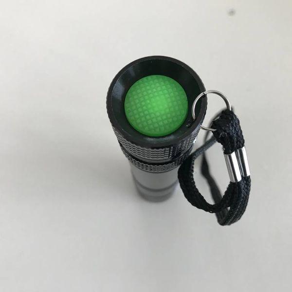 UV Flashlight 3 Watt / 365 nm (Bulk)