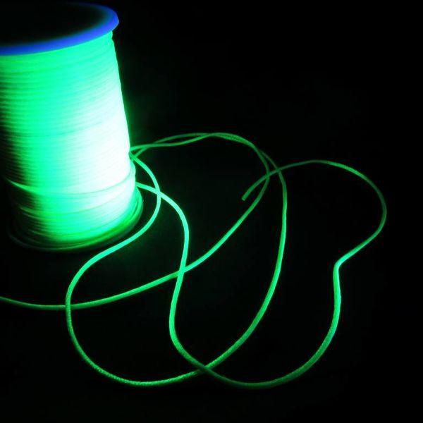 GlowFactory Schwarzlicht StringArt Grün