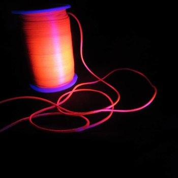 GlowFactory Neon Koord Roze