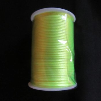 GlowFactory Schwarzlicht StringArt Gelb
