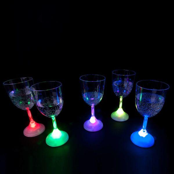 Led Wine Glasses (Wholesale)
