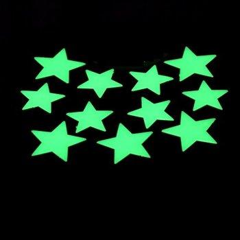 GlowFactory Glow in the dark sterren - 12 pack