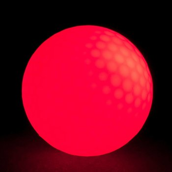 Light Up Golf Ball Red