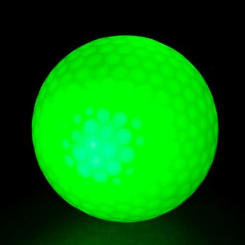 Light Up Golf Ball Green