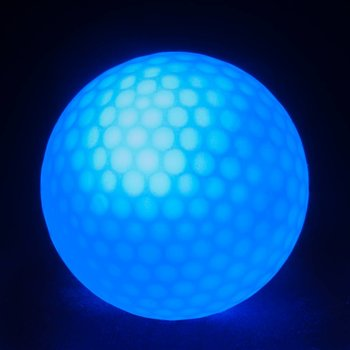 Light Up Golf Ball Blue