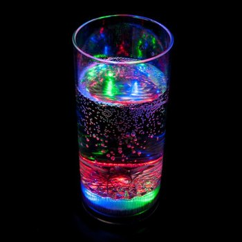Light Up Lemonade Glass