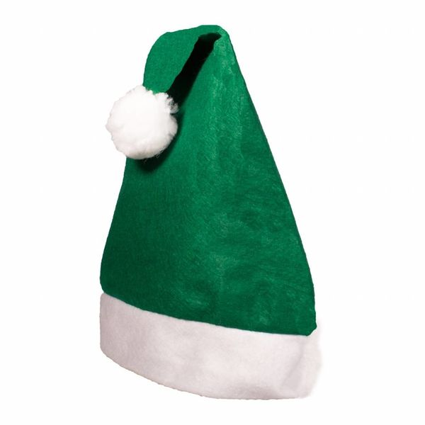 Santa Hat Green