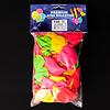 GlowFactory Neon Ballon - Gemixte kleuren - 100 pack