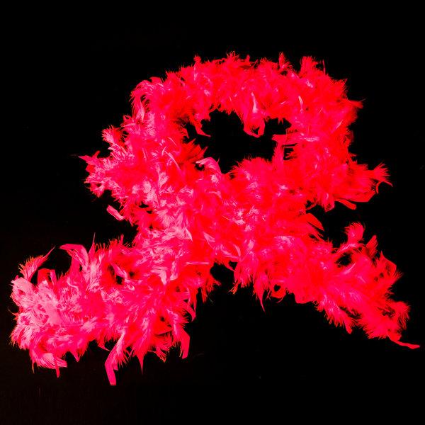 UV Boa Pink