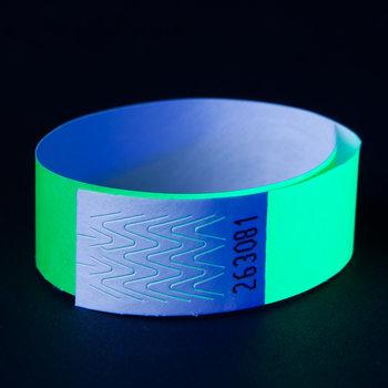 GlowFactory Neon Polsbandje Groen