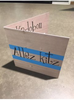 Allez-Kitz Kadobon €2,50
