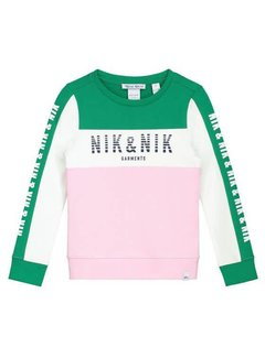 nik&nik Patrina G8-8461804 Nik&Nik Sweater Girls