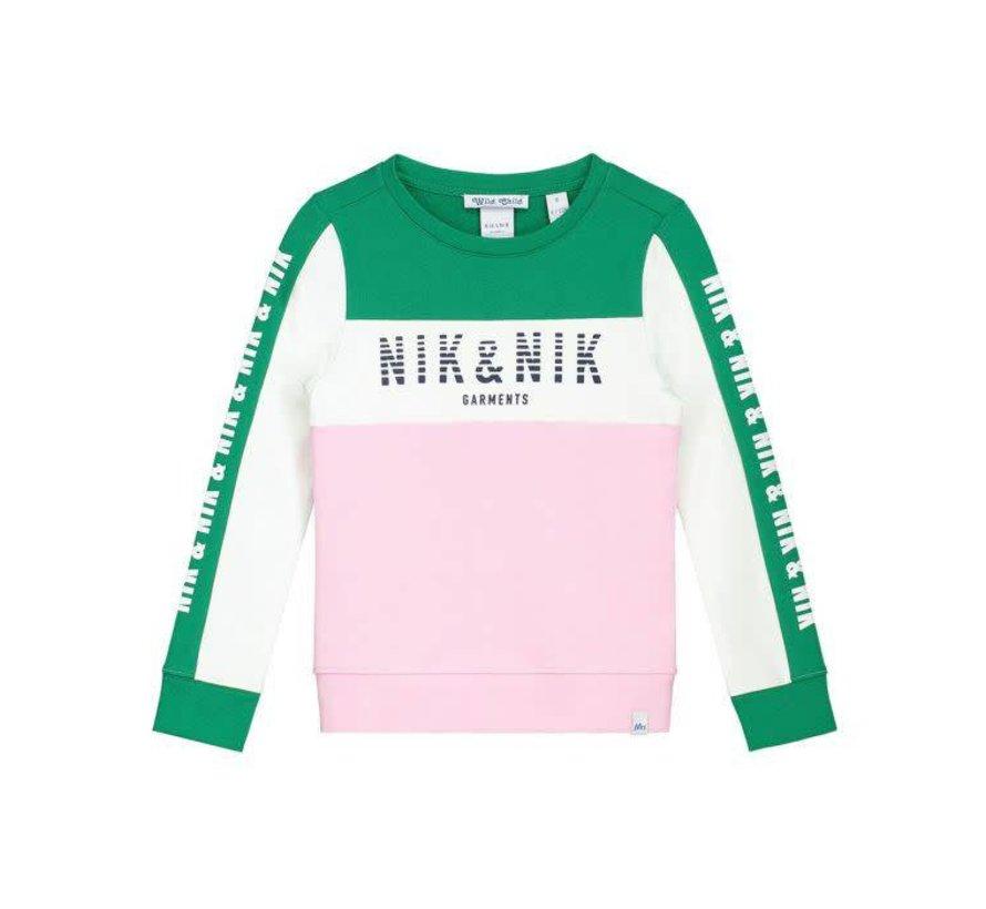 Patrina G8-8461804 Nik&Nik Sweater Girls