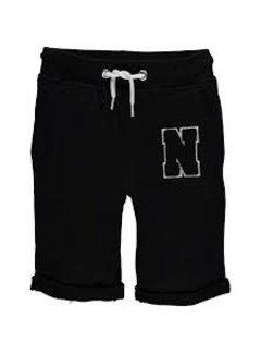 nik&nik Fordy B2-7201804 Nik&Nik Sweatshorts Black Boys