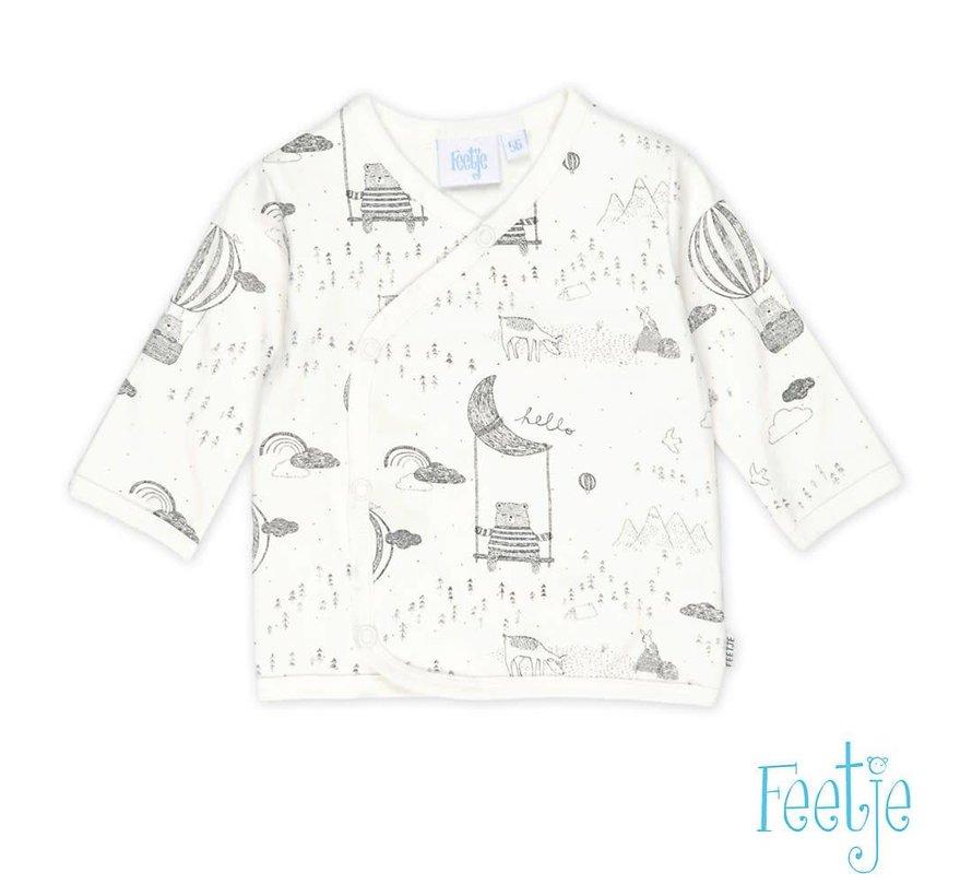 516.01046 Feetje Baby Overslag shirt