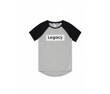 nik&nik Powell B8-8751804 Nik&Nik T-shirt Light grey melange Boys