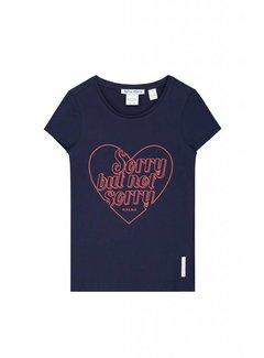 nik&nik Paula G8-8331804 Nik&Nik T-shirt Dark Blue Girls