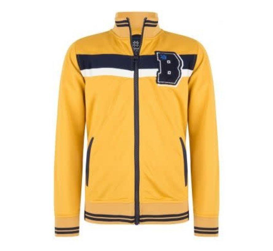 Zipper IBB28-4591 Indian blue jeans vest