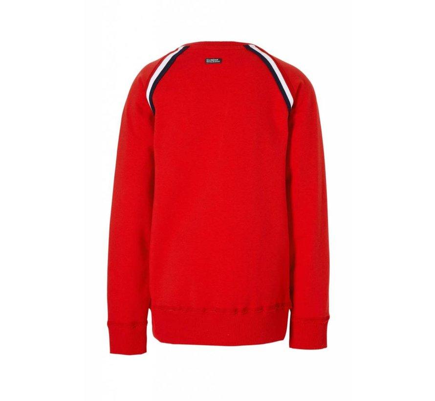 Crewneck IBB28-4558 Indian blue jeans sweater