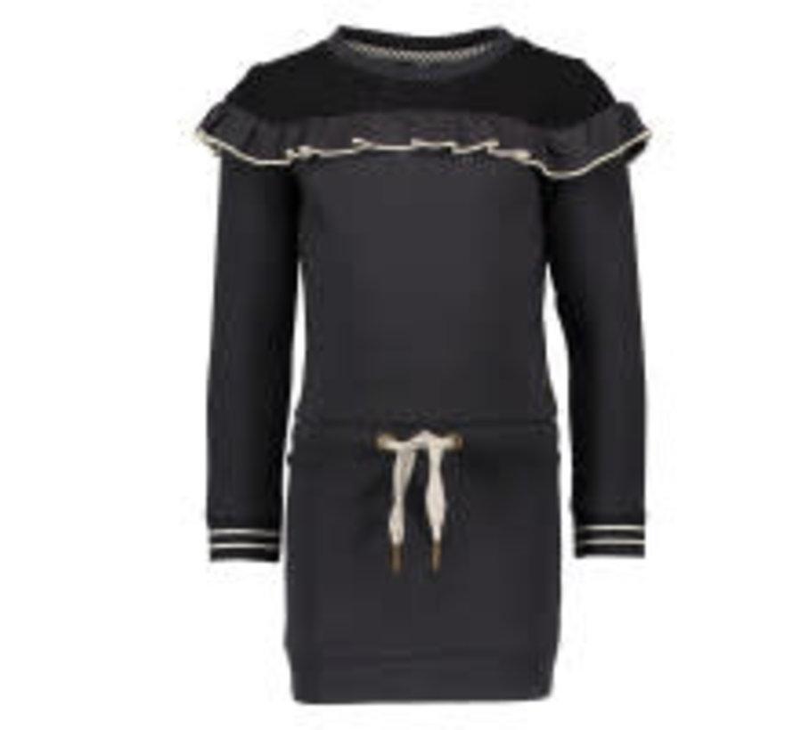 F808-5810 Like Flo sweat dress