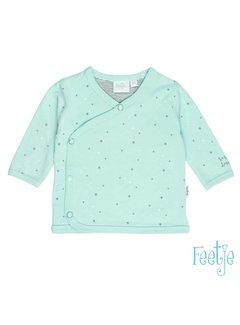 Feetje Feetje 516.01194 overslag Shirt AOP stars