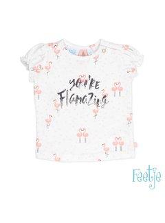Feetje Feetje 517.00417 T-shirt AOP Flamazing
