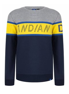 Indian Blue Jeans IBB19-4504 Crewneck Indian blue jeans