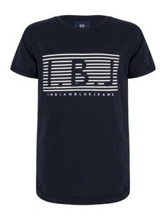 Indian Blue Jeans IBB19-3647 T-shirt SS Basic Indian blue jeans