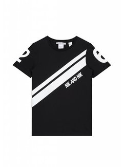 nik&nik Nik&Nik B8-837 1902 Henk T-shirt