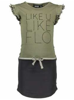 Flo F902-5809 Like Flo Jersey dress