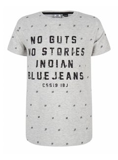 Indian Blue Jeans IBB19-3637 T-shirt SS No Guts Indian blue jeans