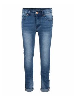 Indian Blue Jeans IBB19-2710 Blue ryan Skinny Fit Indian blue jeans
