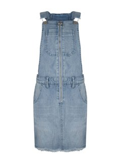 Indian Blue Jeans IBG19-6101 Denim Dress Indian blue jeans