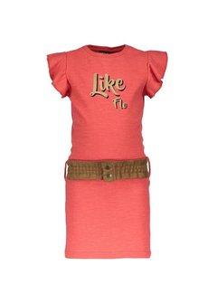 Flo F903-5833 Like Flo Ruffle dress