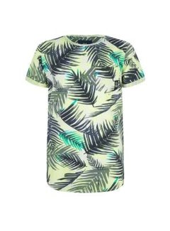 Indian Blue Jeans IBB19-3633 T-shirt SS Palmtree Indian blue jeans