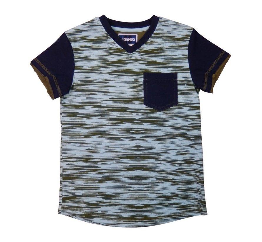 leggend 22 T shirt blurry