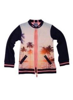 leggend leggend 22 T shirt sunset vest