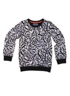 leggend leggend 22 sweater alphabet