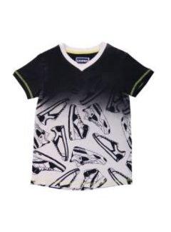 leggend leggend 22 T shirt sneakerprint