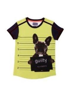 leggend leggend 22 T shirt guilty bull dog