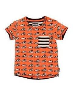 leggend leggend 22 T shirt sneaker striped