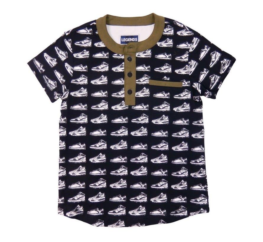 Leggend 22 T shirt Polo Sneaker